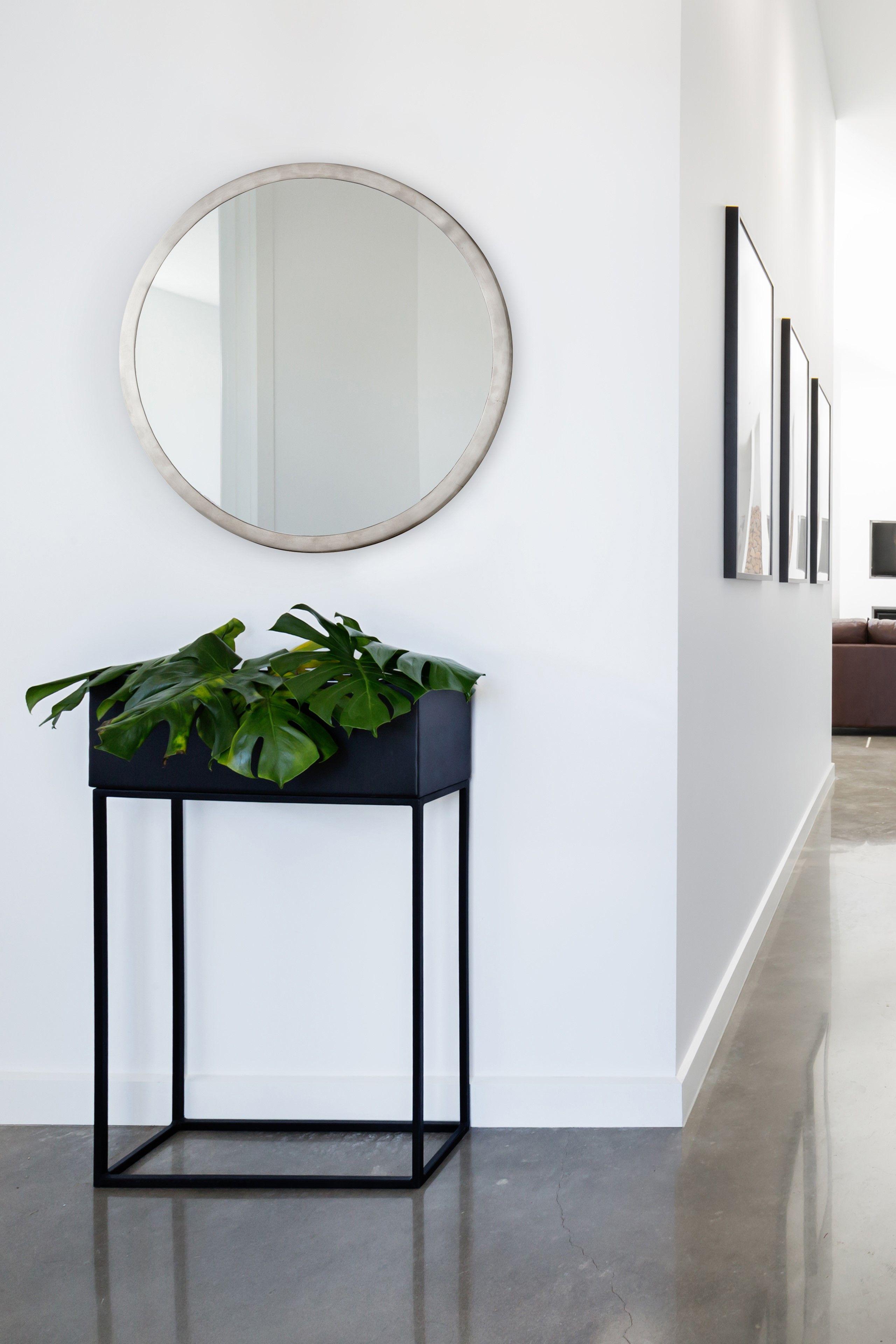 Leyburn Wall Mirror The Leyburn Wall Mirror Is A Stylish Mirror For