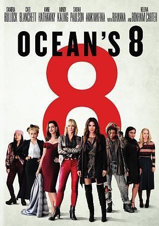 Oceans 8 (2018-dvd-special Edition) - Trivoshop