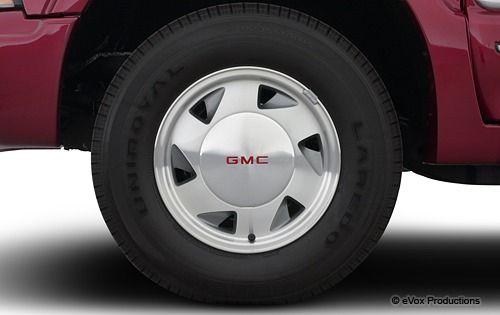2001 GMC Jimmy Wheel