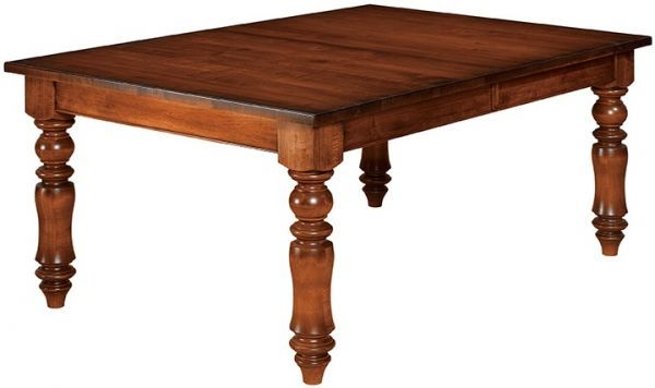 Laughlin Amish Dining Room Table