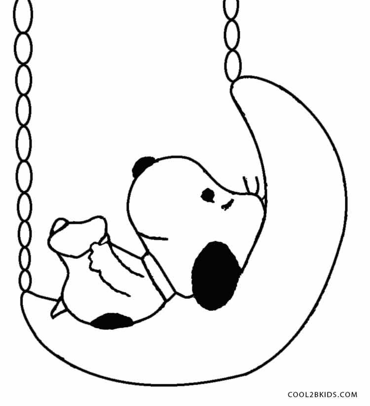 printable snoopy coloring pages for kids cool2bkids - Snoopy Coloring Pages