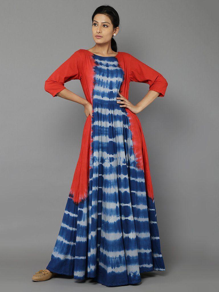 Cotton Long Dresses