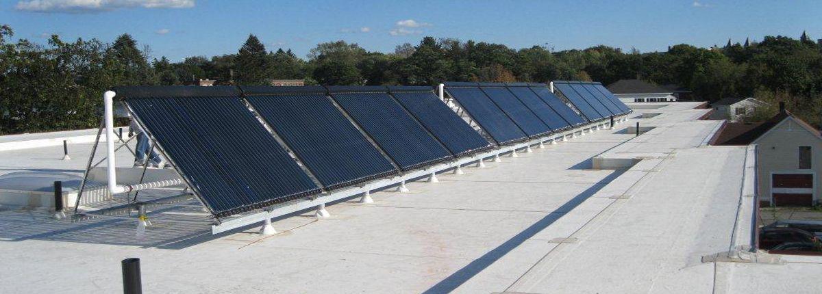 Colectores Solares Termicos Distribuidor Oficial De Apricus Colector Solar Energia Solar Termica Energia Solar