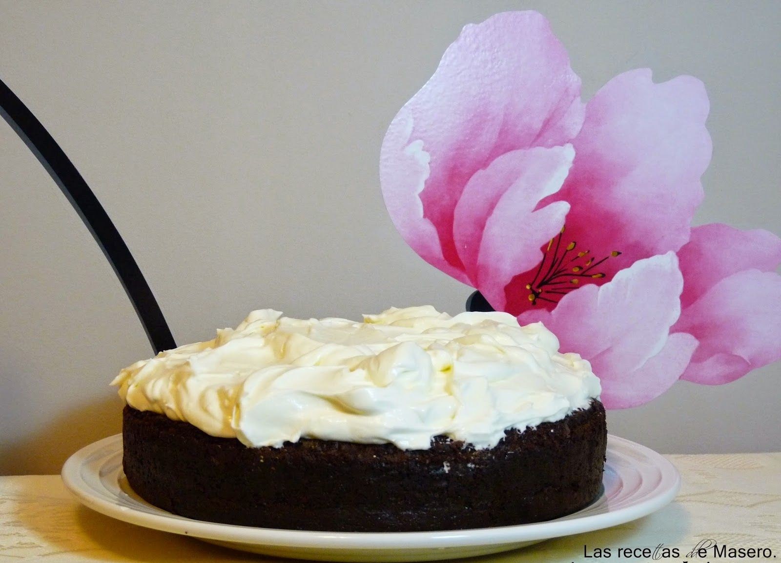 Las recetas de Masero: Tarta Guinness versión The Hummingbird Bakery