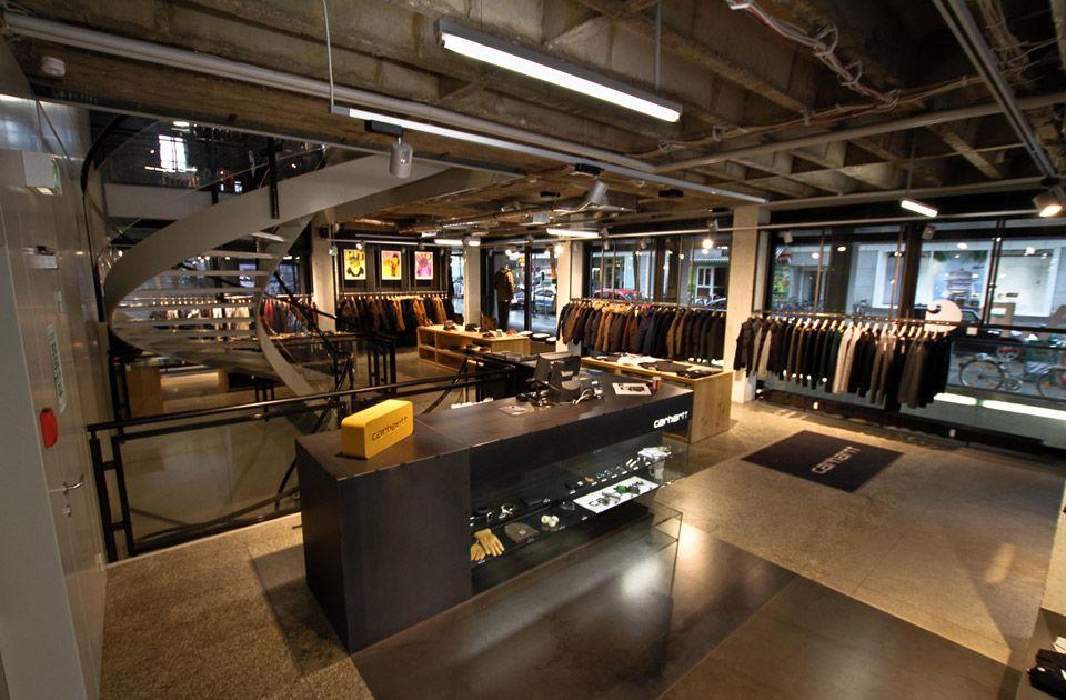 858fff72ba Carhartt WIP Store München | Carhartt WIP | STORE BSX | Carhartt ...