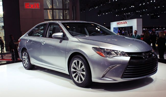 2017 Toyota Camry Hybrid Xle For