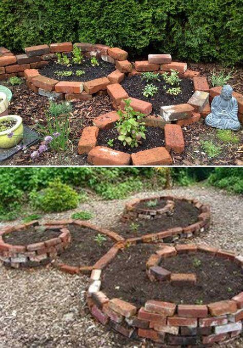 Photo of Coole 10 wirklich coole DIY Gartenbeet- und Pflanzgefäßideen für Ihren Garten godiygo.com / … – Diygardensproject.live