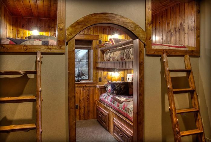 Pin By Dorothys Rubies On Cabins Tiny House Cabin Bunk