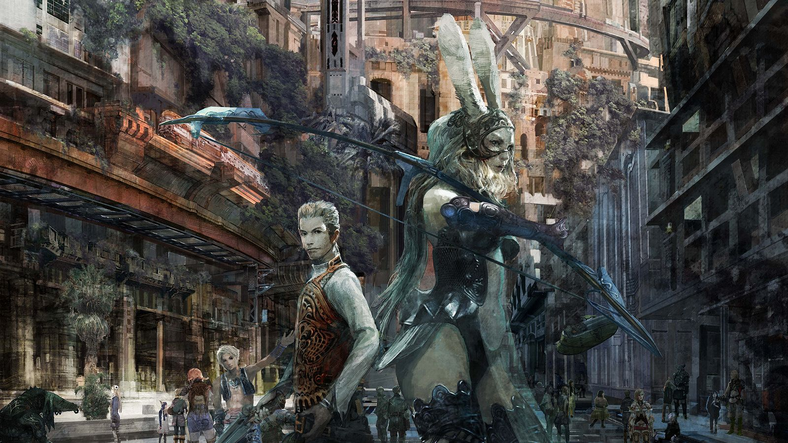 The Long Path to Final Fantasy XII The Zodiac Age #Playstation4 #PS4 #Sony #videogames #playstation #gamer #games #gaming