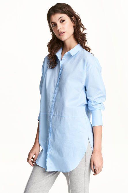 chemisette coton