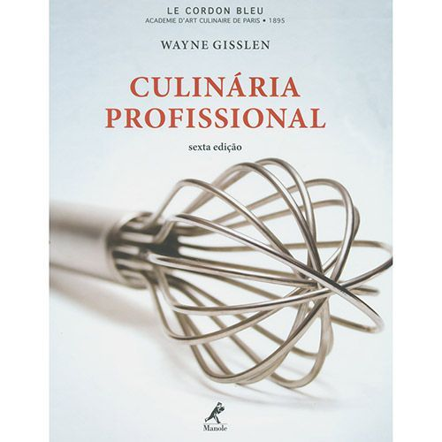 Culinária Profissional