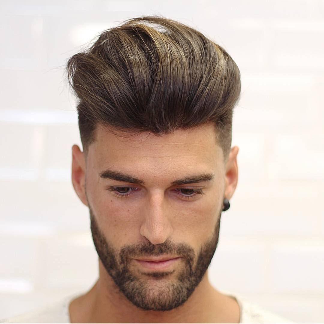 Hairmenstyle Quiff Hairstyles Mens Hairstyles Medium Medium Hair Styles