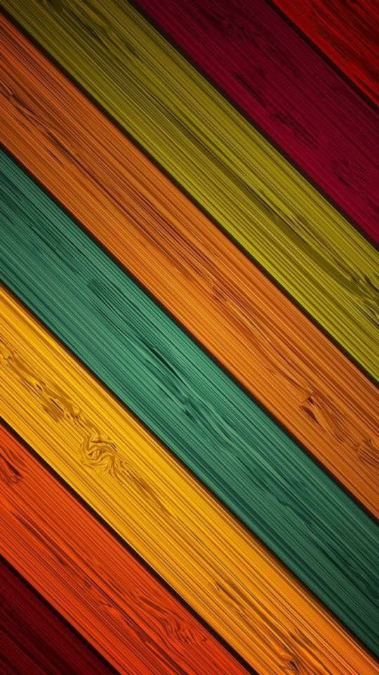 iphone wallpaper multi color stripped