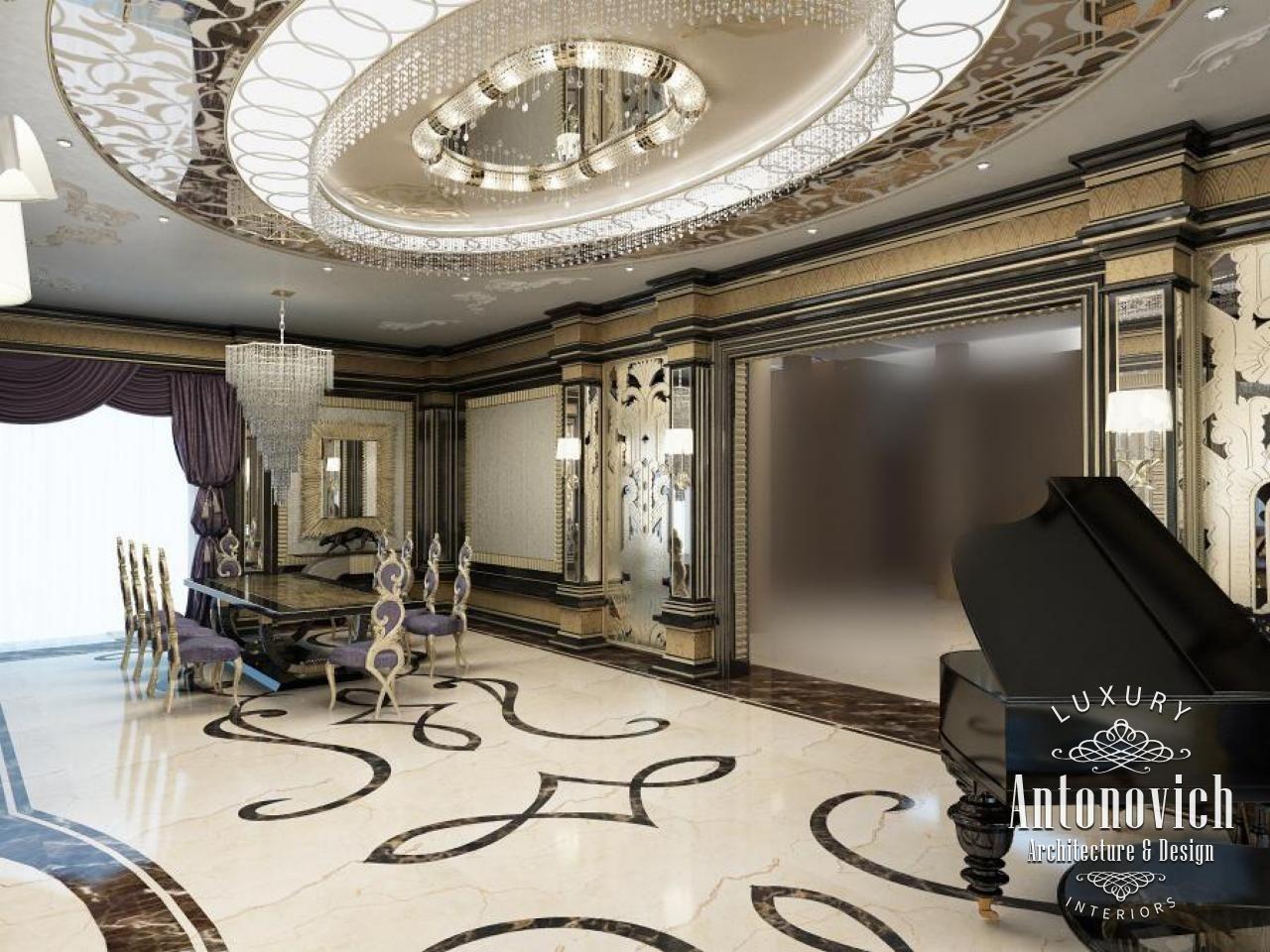 Villa Interior Design in Dubai, Villa in Qatar, Photo 36 | kleur ...