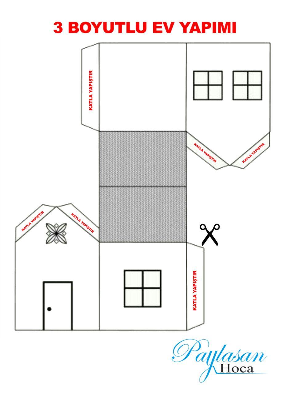 Sims 4 deki evler. Şemalar ve ipuçları