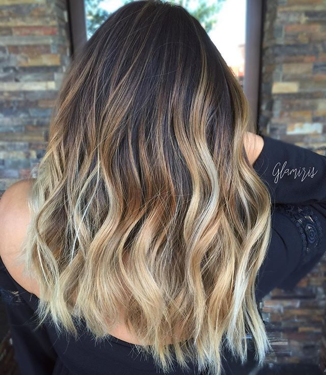 Dimensional Balayage Sombre Who wants to see a video clip
