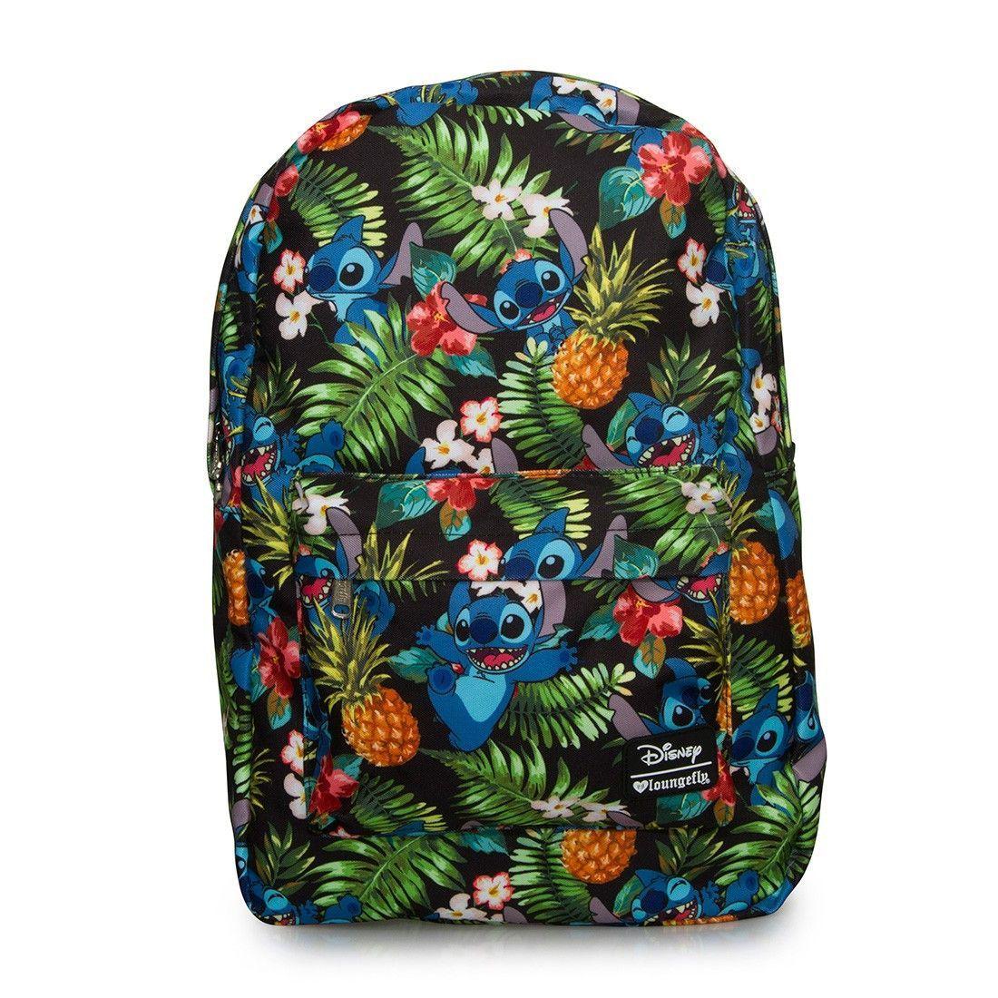 546d533dc47 Disney Lilo   Stitch Hawaiian Backpack