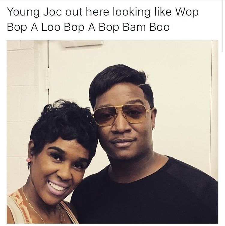 Yung Joc Hairstyle Braids