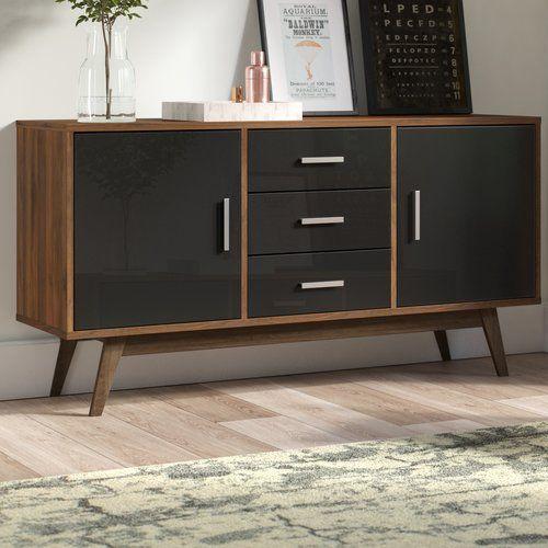 designer fashion 81cf6 e4e70 Home & Haus Shard 2 Door 3 Drawer Sideboard in 2019 ...