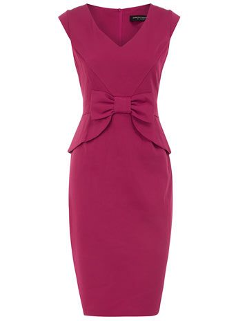 Is this Dorothy Perkins dress best in dark pink or blush? $55.