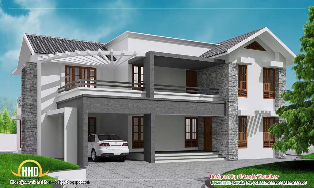 Best Related Image Small House Design Plans Modern Exterior 640 x 480