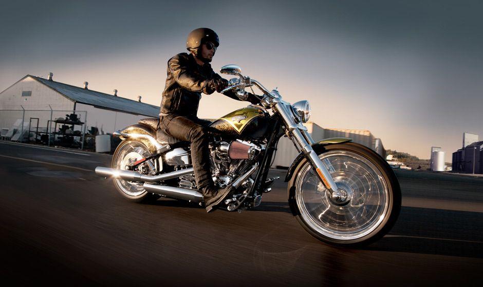2013 HarleyDavidson® CVO™ CVO™ Breakout™ Motorcycles