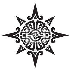 Simbolo Familia Maya Buscar Con Google Tatuajes Tatua
