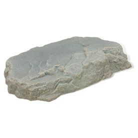 Fake rocks to cover well head