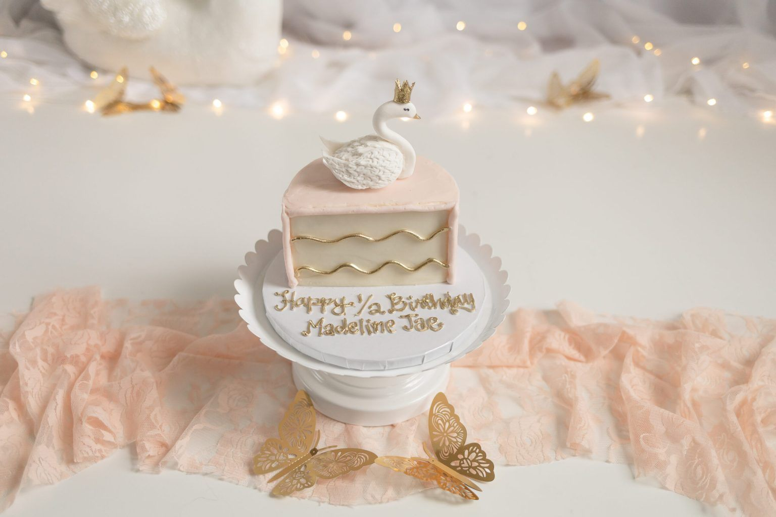 Quotes For Cake Girl Baby Birthday