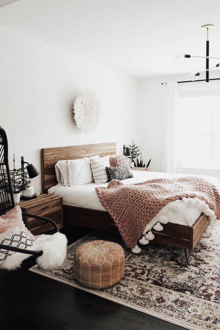 15 Best Modern Rustic Style Rooms #modernrusticbedroom