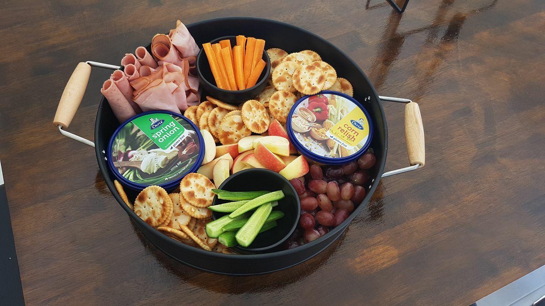 Kmart Tray Food Food Presentation Appetizer Recipes