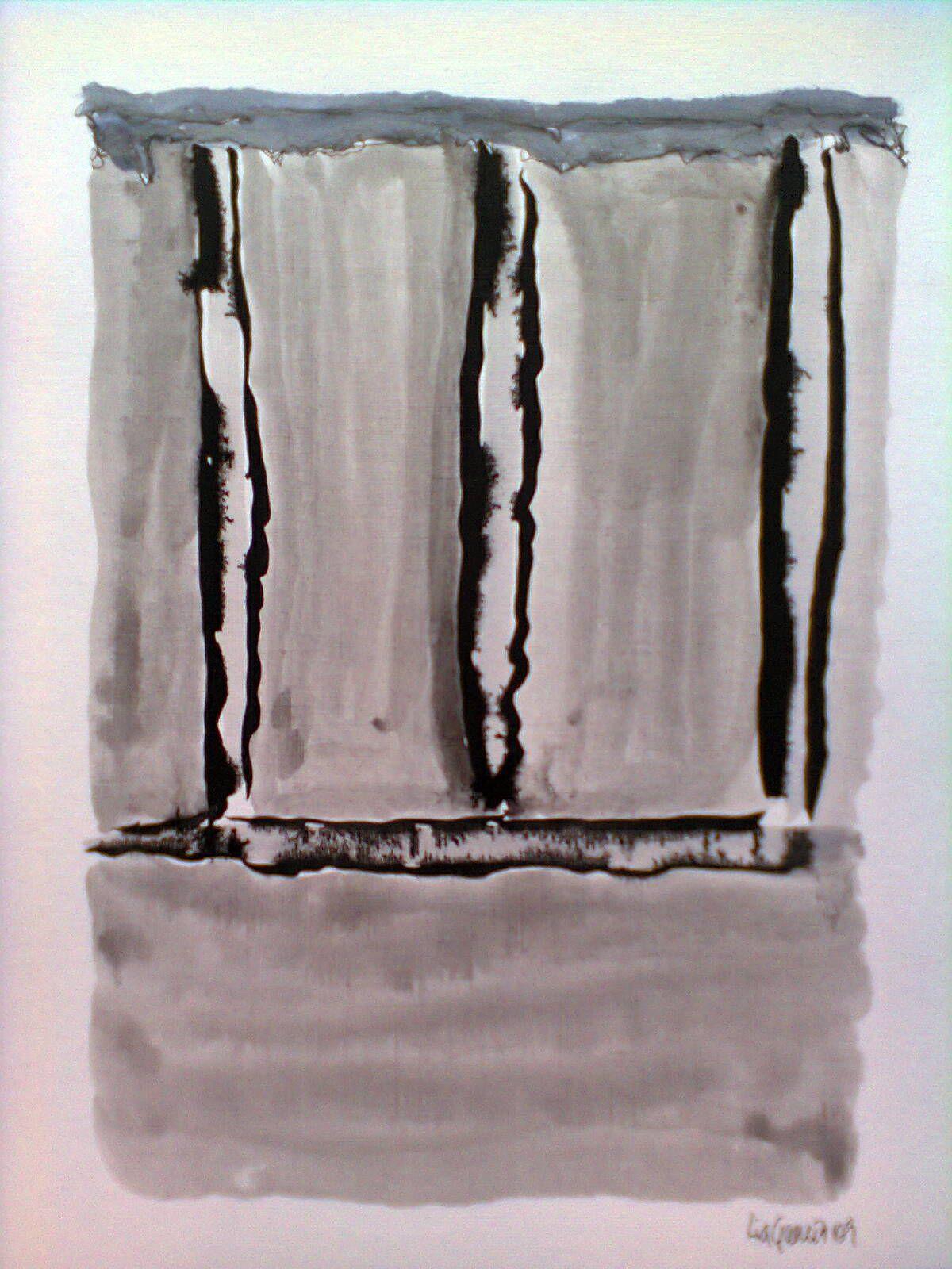 Sem titulo. Tinta da China sob papel. Dimensão: A3 p.v.p. 55€