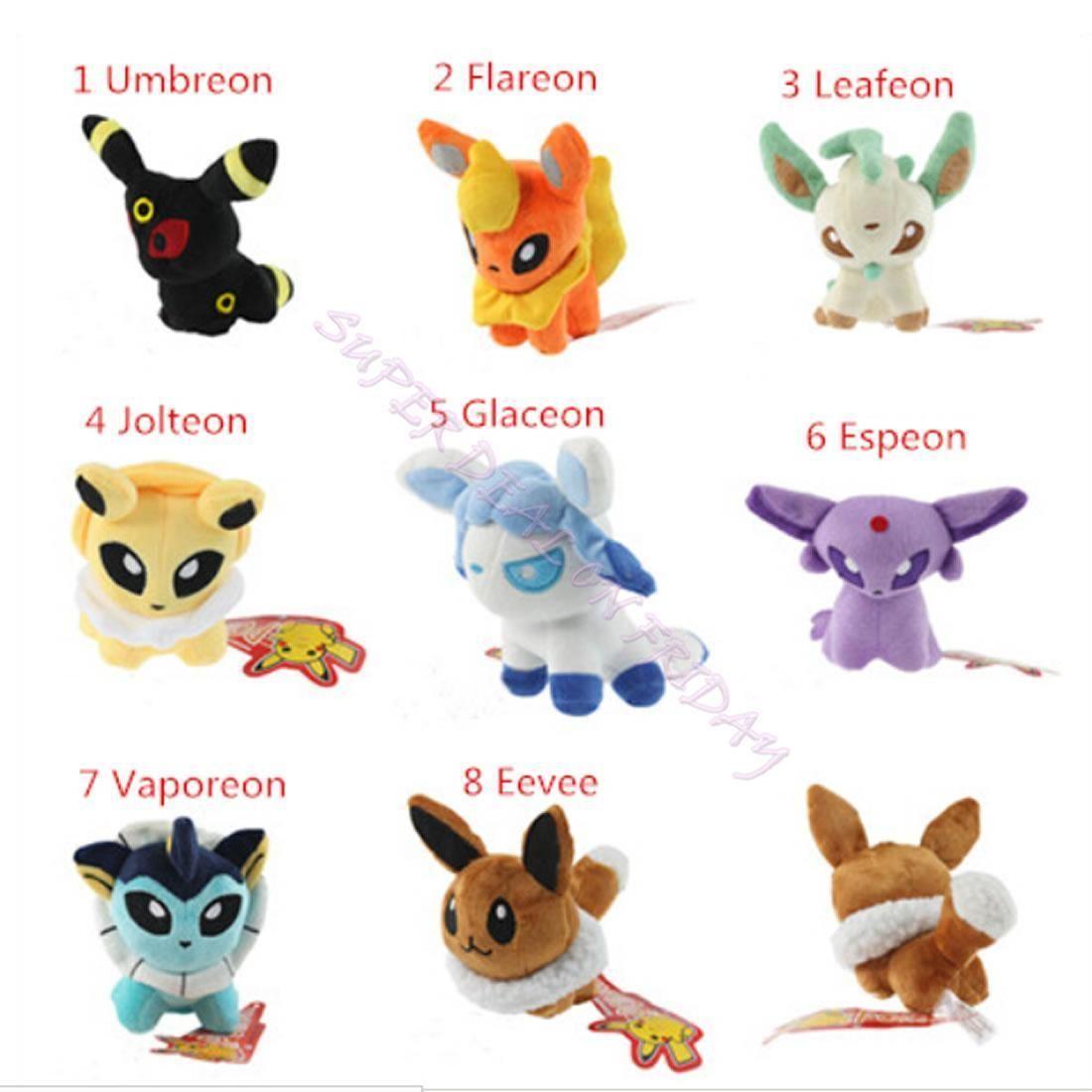 Pokemon Go Umbreon Eevee Jolteon Vaporeon Flareon Glaceon Leafeon ...