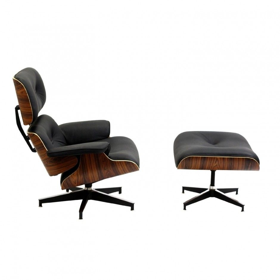LexMod Classic Plywood Lounge Chair