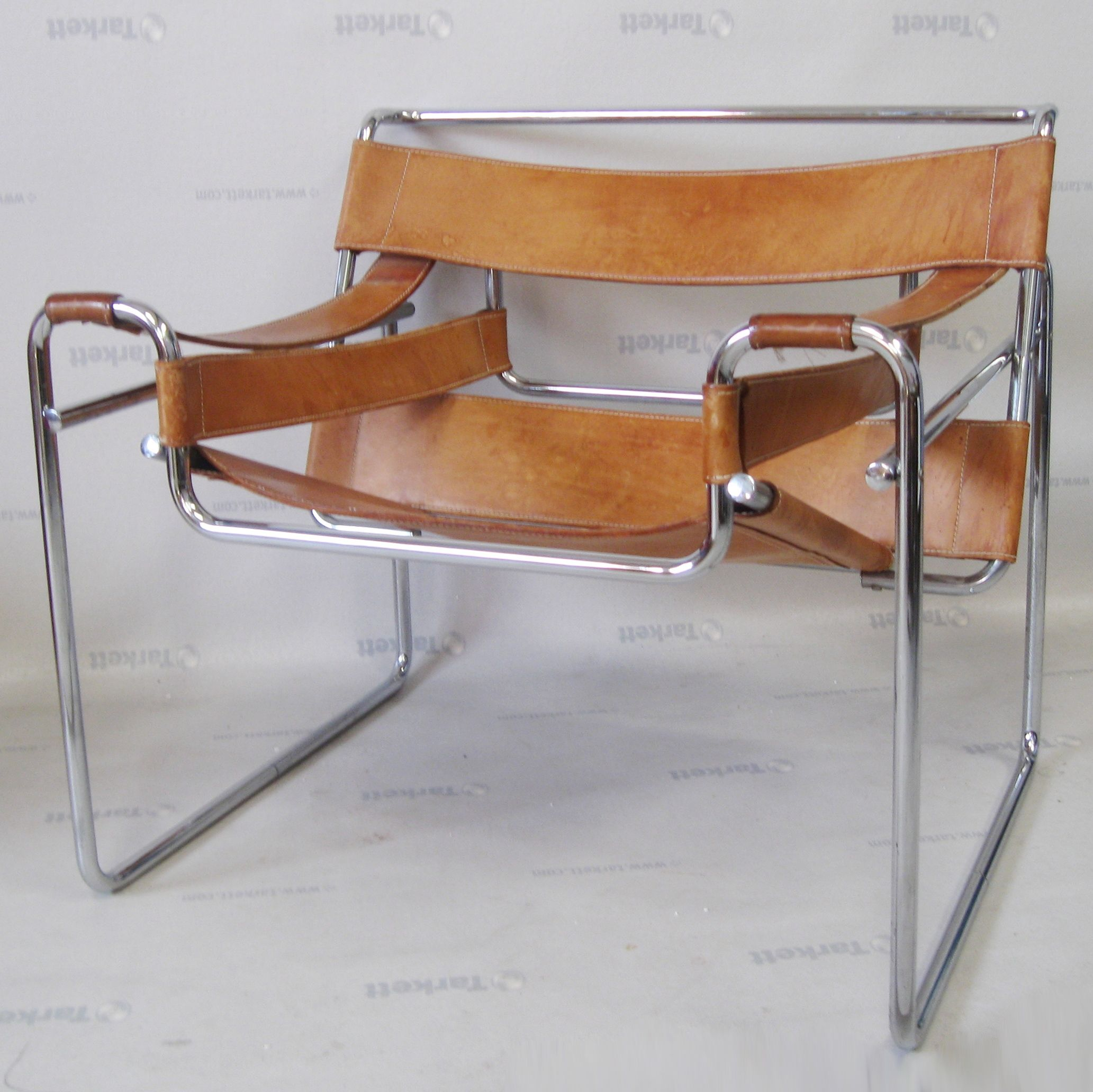 Charmant Marcel Brueru0027s Wassily Chair. I Have This, In Brown, It Broke :(