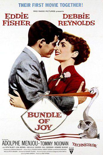 Bundle of Joy (1956) | Joy movie, New year eve movie ...