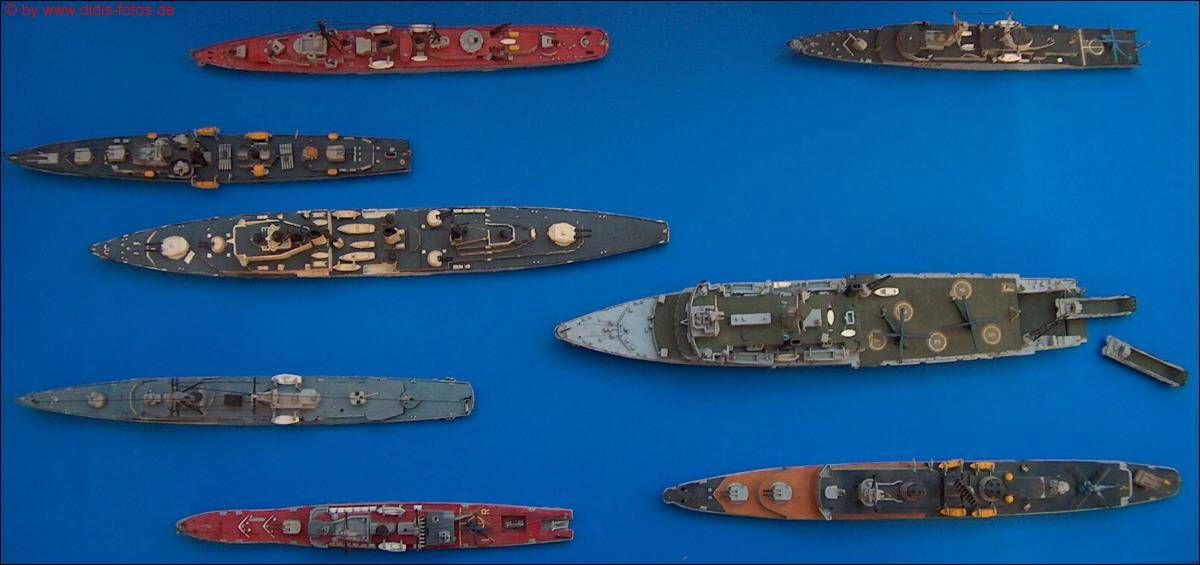 Schiffe 1:600