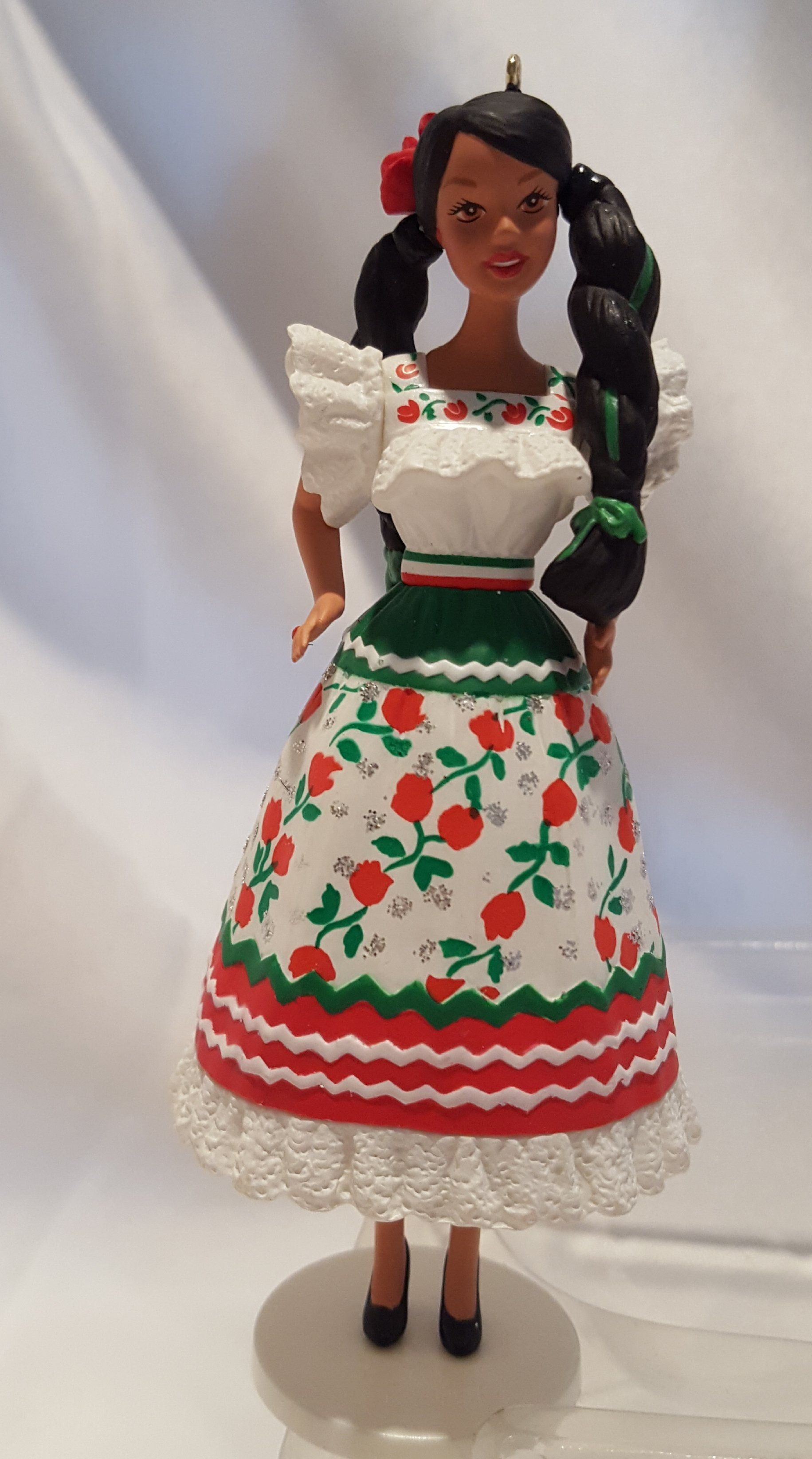 Mexican Barbie Dolls of the World Collector's Series