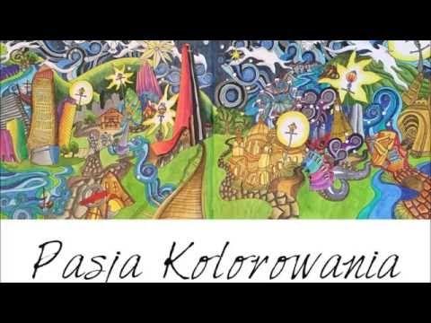 The Night Voyage Present Daria Song Coloring Book Flip Through