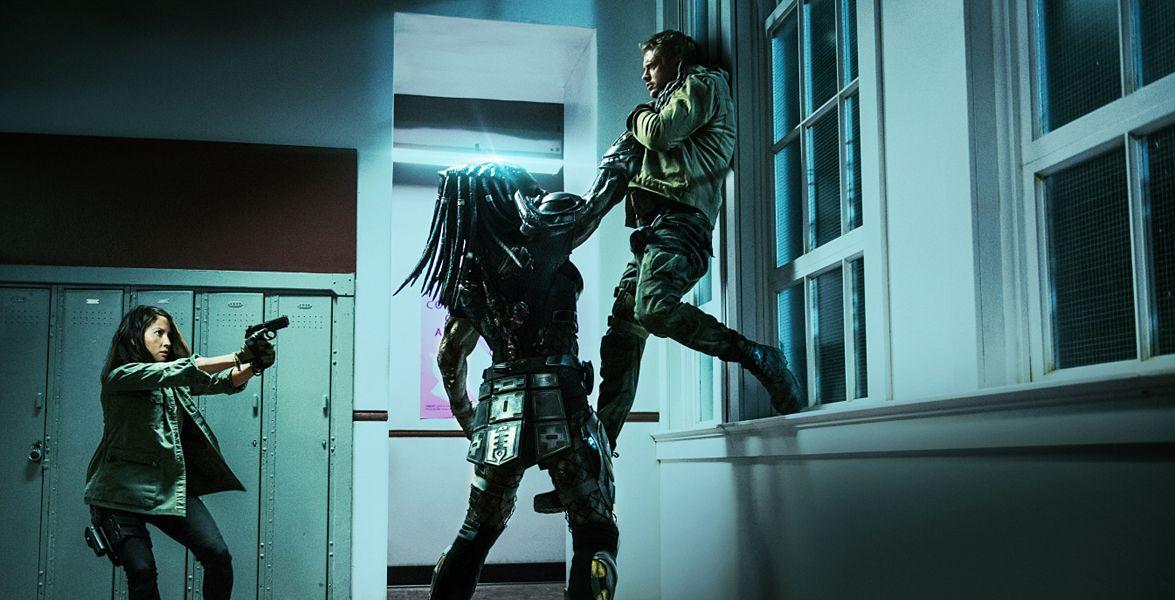 Predator Upgrade Pointer De Filme Kino