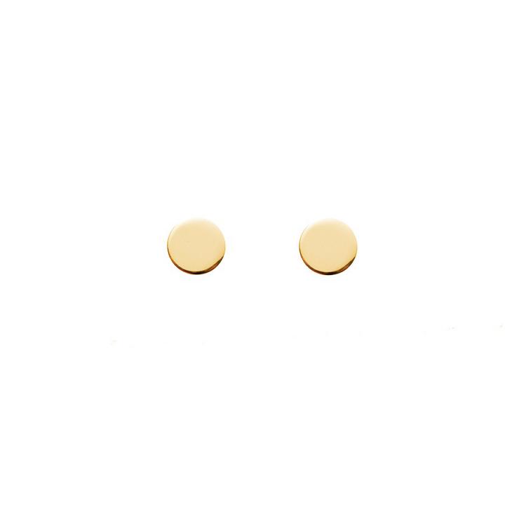 Grosse boucle d'oreille puce