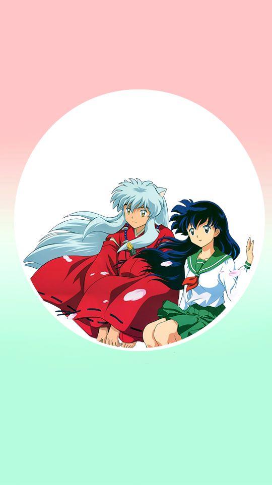 Anime Lockscreen Tumblr Anime Edits Inuyasha Fondos De