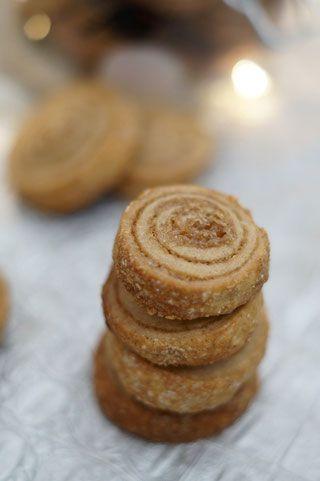 Weihnachtsfreu(n)de und knusprige Zimtschnecken-Cookies #thanksgivingfood