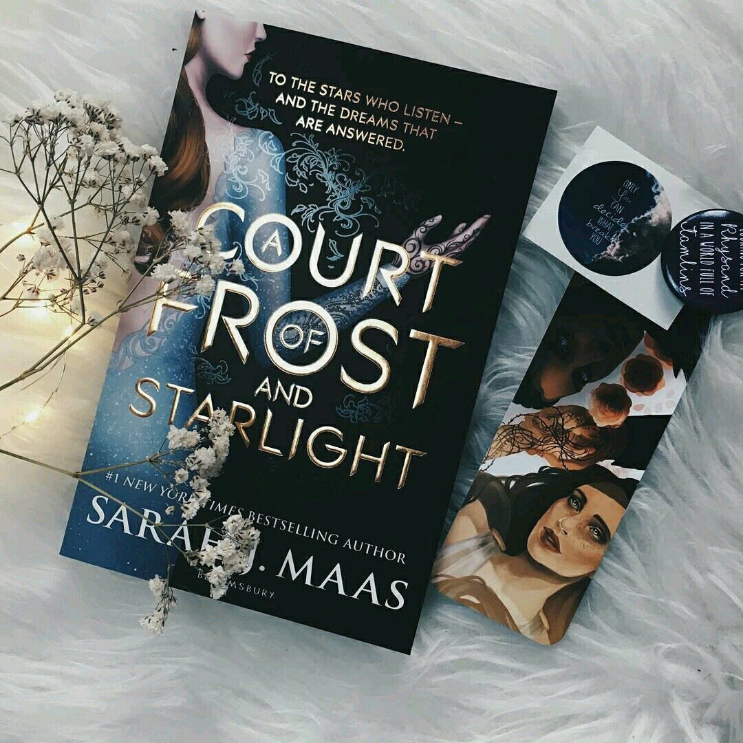 Acofas Book Enthusiast Sarah J Maas Books A Court Of Mist And Fury