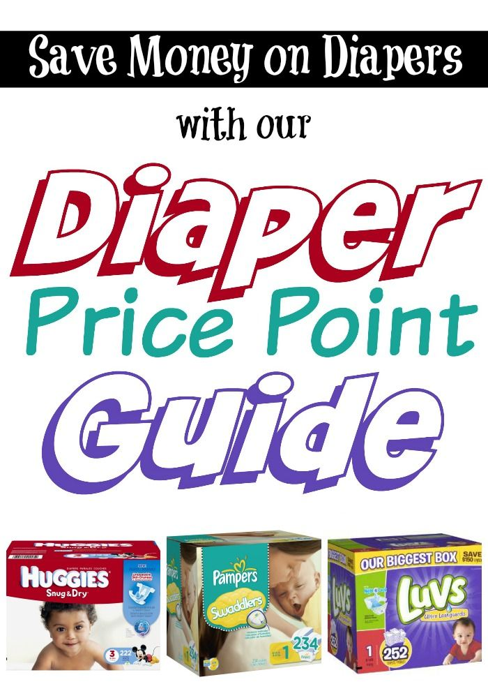 How to Find a Good Price Per Diaper (Stock Up Guide