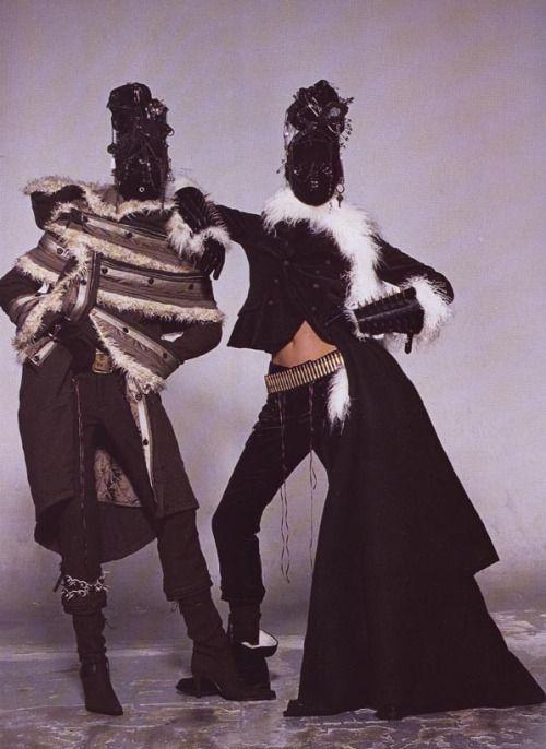 Irving Penn for Vogue US, September 2006