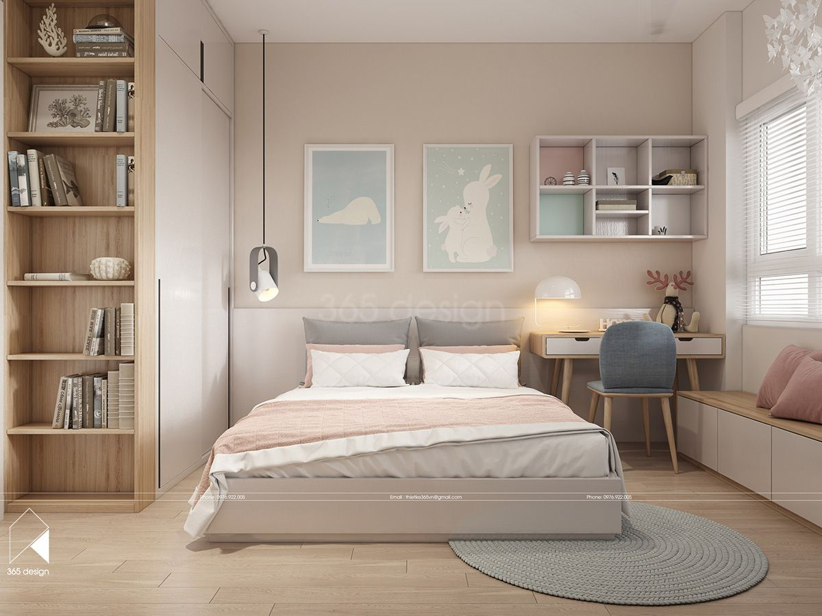 3 soothing scandinavian interiors kids room design on home interior design bedroom id=23449