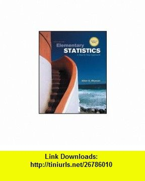 Elementary Statistics A Step By Step Approach Sixth 6th Edition
