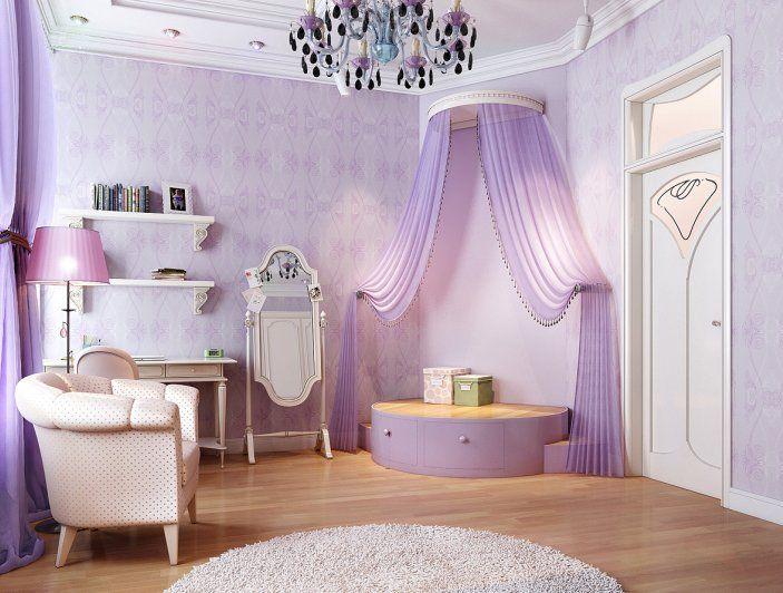 Glaze Furniture Princess Room Creating A Fantasy Princess Themed