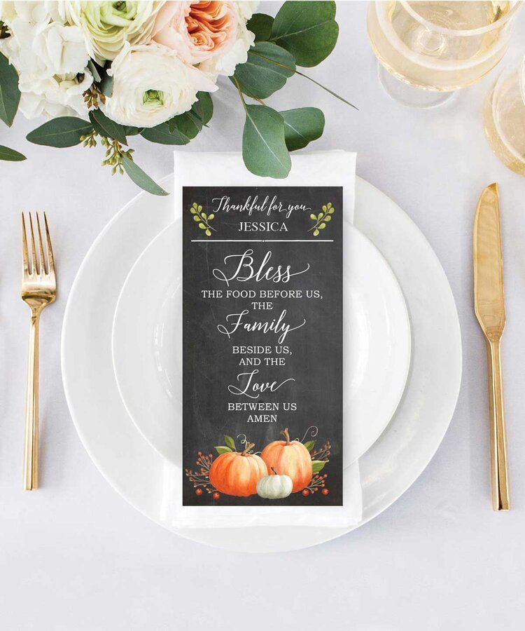 Thanksgiving Dinner Decorations Table Setting Ideas Thanksgiving Dinner Decor Thanksgiving Place Cards Simple Thanksgiving Table Decorations